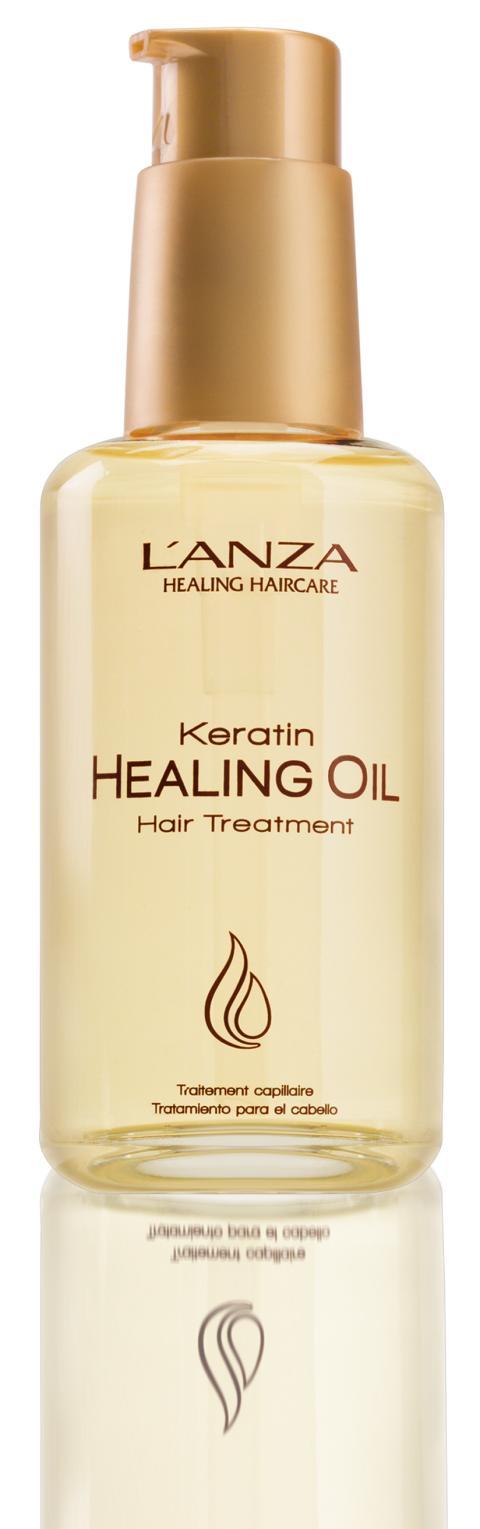 L´anza Keratin Healing Oil