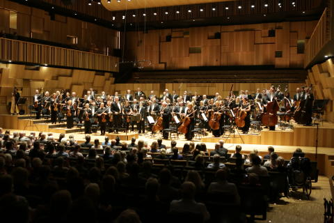 liv i Istedgade Sjælland symfoniorkester