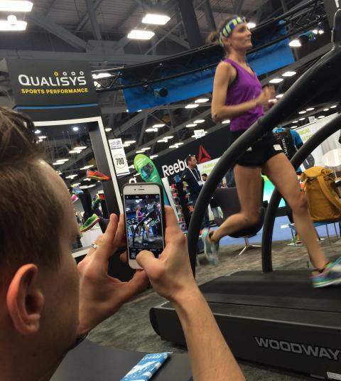 Ta din löpning till nästa nivå – gör en löpanalys i 3D