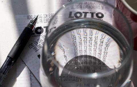 Lotto kupon