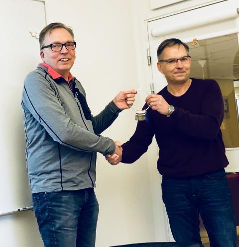 Nu har Vinningas elnät blivit en del av Lidköping Elnät