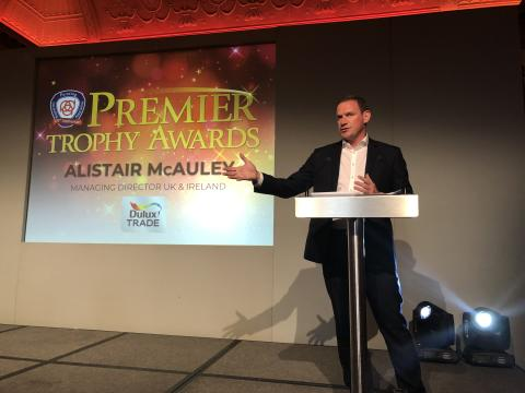 Painting & Decorating Premier Trophy Awards 2019