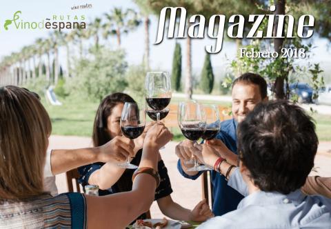 Vinrutter i Spanien - ett nytt sätt att upptäcka vårt land