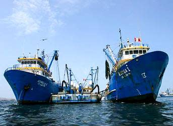 China Fishery launches new offer for Copeinca