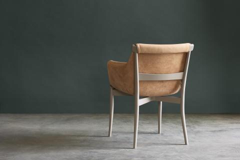 Gärsnäs previews the Viva chair by David Regestam