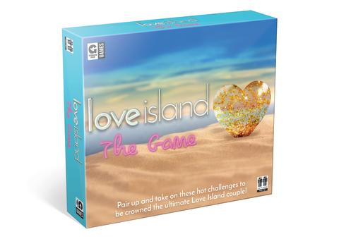 Ginger Fox-Love Island The Game