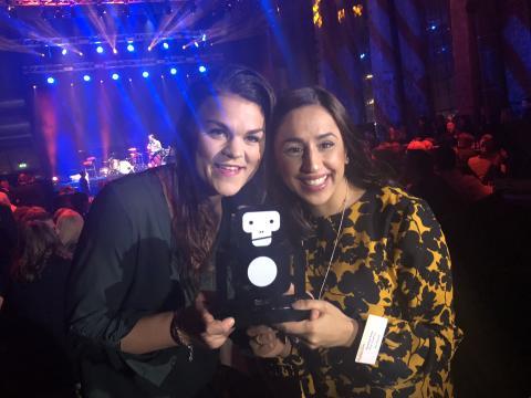 Det stora svenska evenemangspriset Live-Apan till Skellefteföretaget For Events
