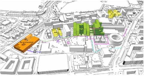 Framtidens sjukhus planeras i Malmö