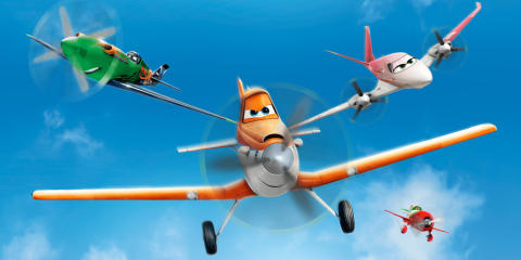 Disneyn Lentsikat nyt Viaplayssa!