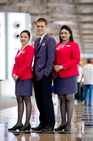 Outstanding service team winners - Changi Experience Agents