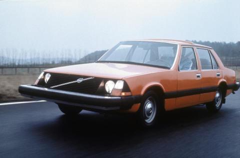 Fyrtio år sedan VESC presenterades - Inledde en era med fokus på Volvo-säkerhet