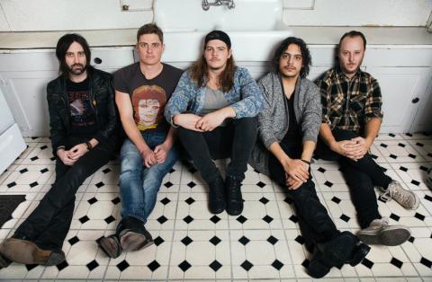 The Glorious Sons - nytt album och exklusiv Stockholmsspelning.