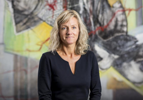 Marie Thelander Dellhag, vd MKB Fastighets AB