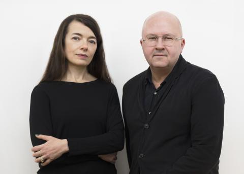 Petra Gipp and Mikael Olsson.