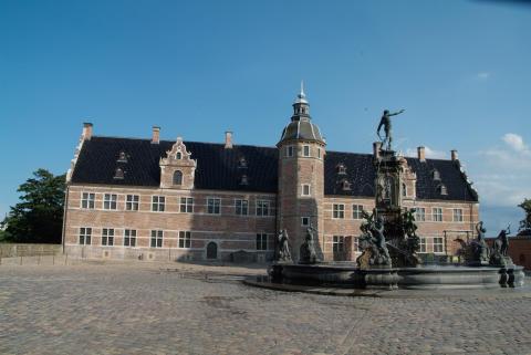 Kancellibygningen - Frederiksborg Slot