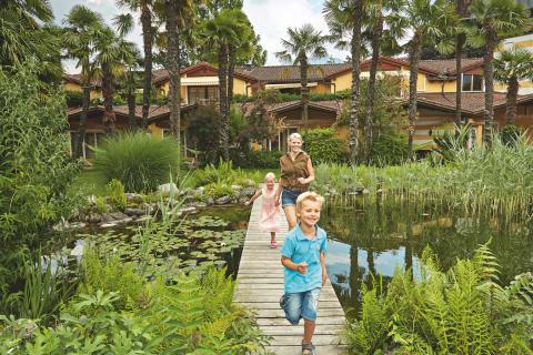 Urlaubsspaß in der Schweiz für Enkel, Eltern und Großeltern