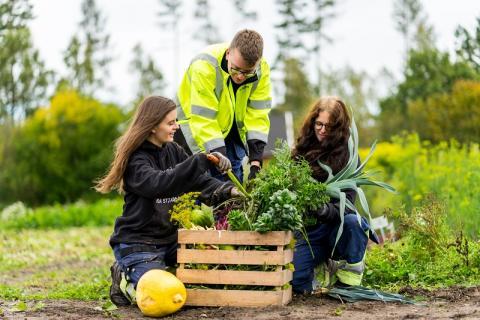 GöteborgsOperan i nytt närodlat och klimatsmart samarbete med naturbruksskolor