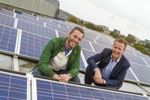 LOS lanserer sol i samarbeid med Otovo - 1