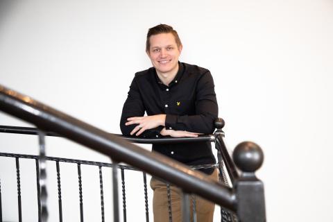 Eric Wickell blir ny VD & partner på Advisory