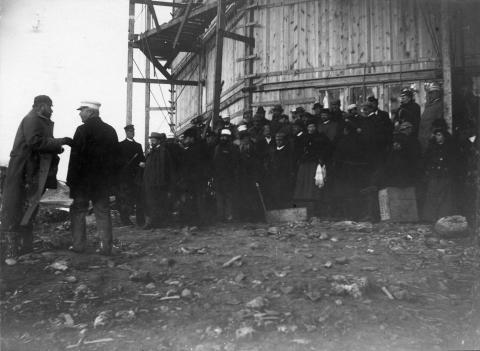 Nörden, årets besökare på Grenna Museum - Polarcenter