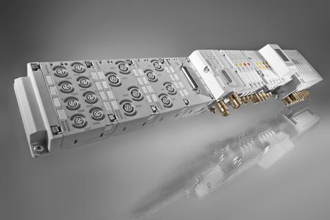 Uusi sähköpneumaattinen paineensäädin AVENTICS'lta