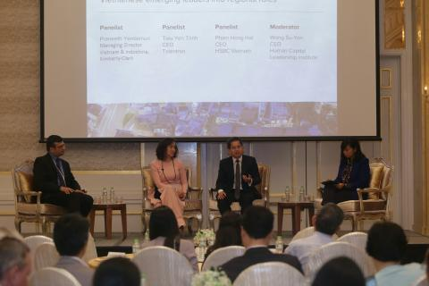 Kimberly-Clark Participates in 'Leadership Mosaics across Asia' Panel Discussion