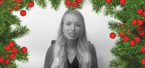 Ein besonderer Weihnachtsgruß für die Menschen im Rhein-Kreis Neuss