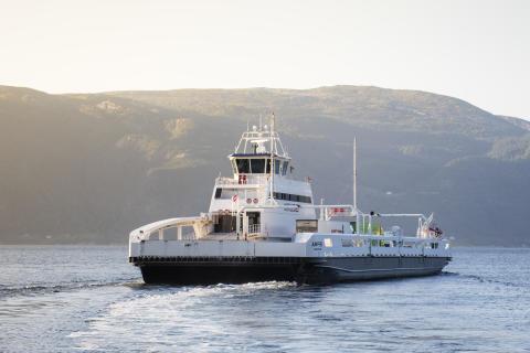 Lanserer ny støtteordning: 70 millioner til klimavennlige skip