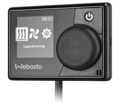 Prova Webasto SmartControl på Båtmässan i Göteborg