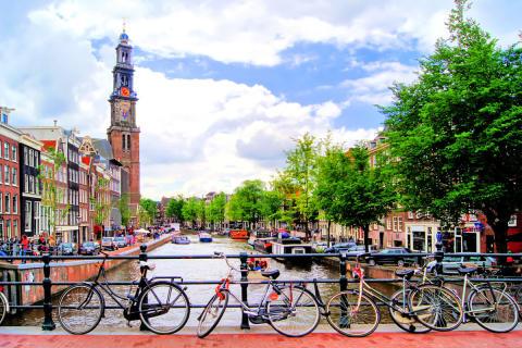 4. Amsterdam