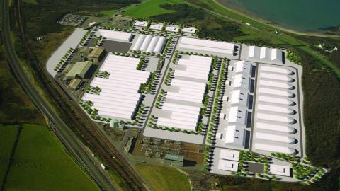 Green investment for Anglesey