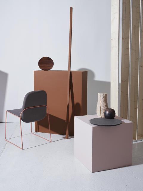"""JOTUN-kulörer på möbelmässan """"Salone del Mobile"""" i Milano"""