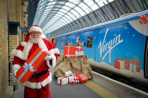 Virgin Trains pulls a cracker for Christmas with more staff to help customers
