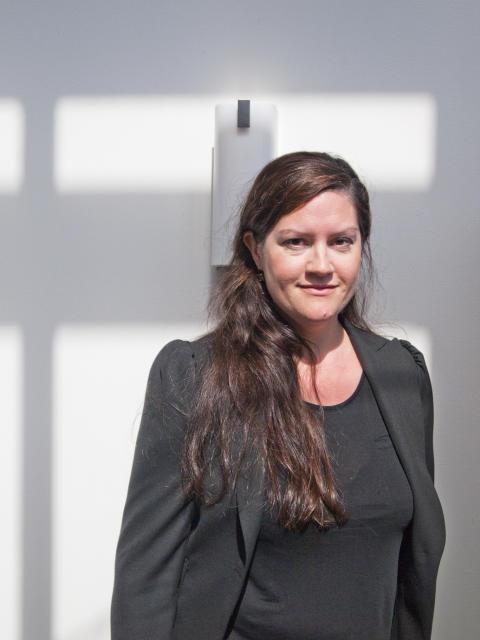 Anna Novovic - Helsingborgs stadsteaters konstnärliga ledare