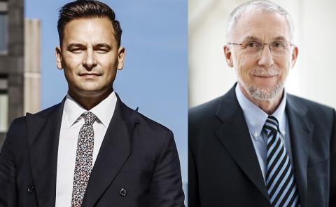 Lars EO Svensson,  tidigare vice riksbankschef, får uppdrag att utreda amorteringskravet