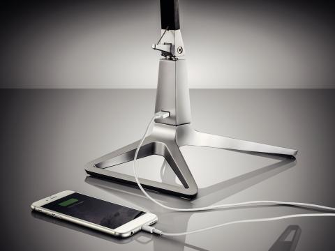 USB opladning smart LED lampe_Leitz Style