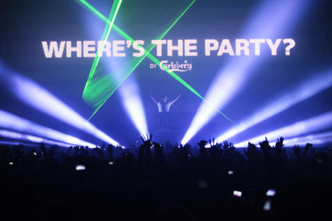 Where's the Party? by Carlsberg