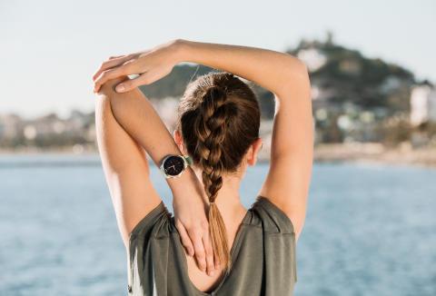 Upprätthåll din aktiva livsstil med nya Suunto 3 Fitness