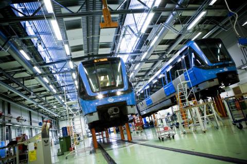 MTR startar två yrkeshögskoleutbildningar under 2019 - Lokförare och Tågtekniker