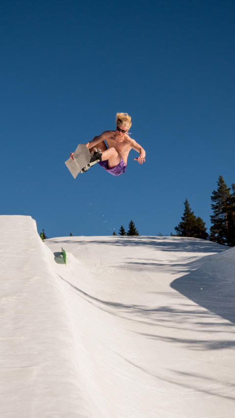 Fortsatt vinter i Oslo Vinterpark!