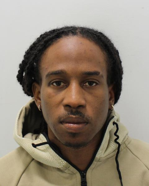 Man jailed for firearm possession, Croydon