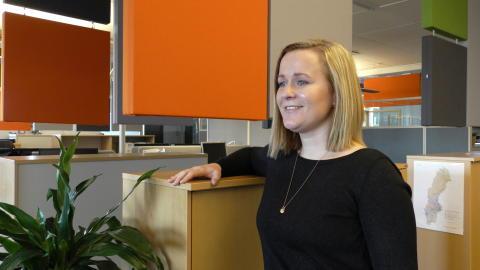 Stina Palm, Operational Account Manager, berättar om sina största utmaningar