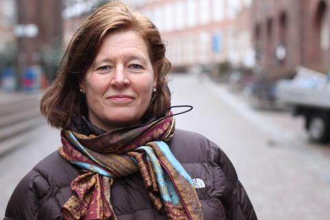 Elisabeth Ekener Petersen, forskare vid avdelningen för Hållbar utveckling, miljövetenskap och teknik på KTH.