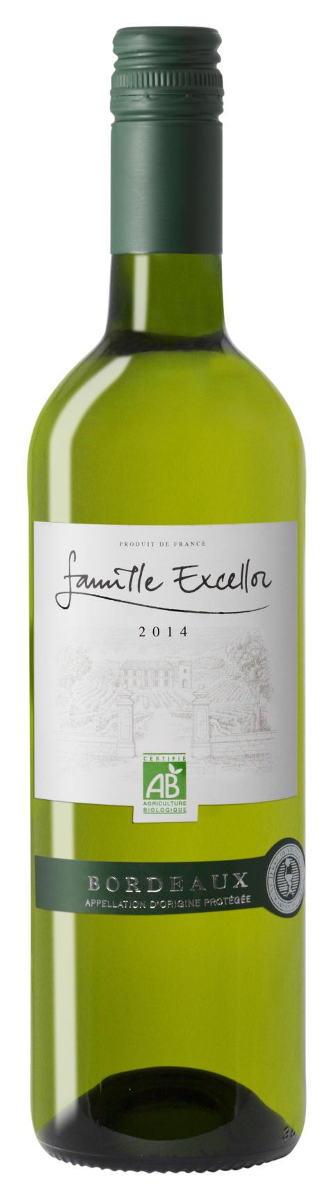 Ny ekologisk vit Bordeaux lanseras på Systembolaget den 1 september!