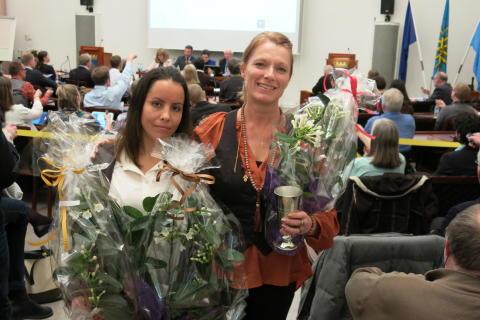 Mottagare av Solna stads Likabehandlingspris 2015