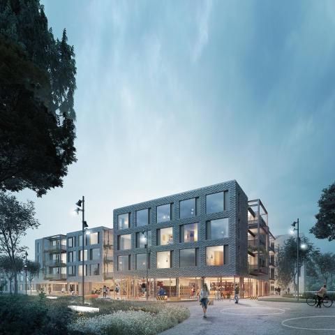 Arkitema tegner fællesskab, læring og bæredygtighed ind i nye kollegier