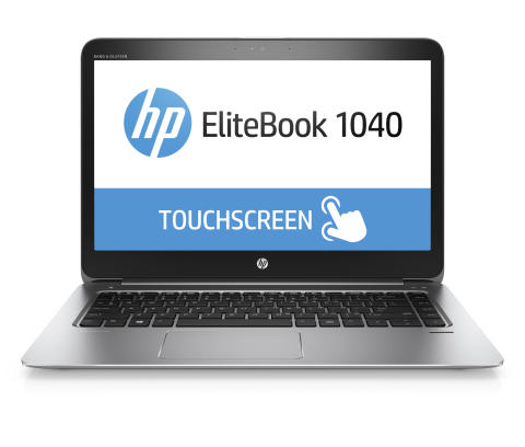 EliteBook 1040 G3 front facing_TS