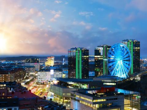 Mötesstaden Göteborg vann omröstning om världskongress
