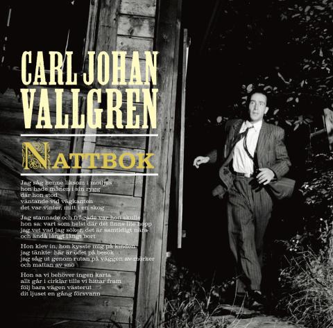 Cal-Johan Vallgren - nattbok