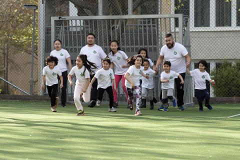 Tillsammans barn och vuxna -grupp